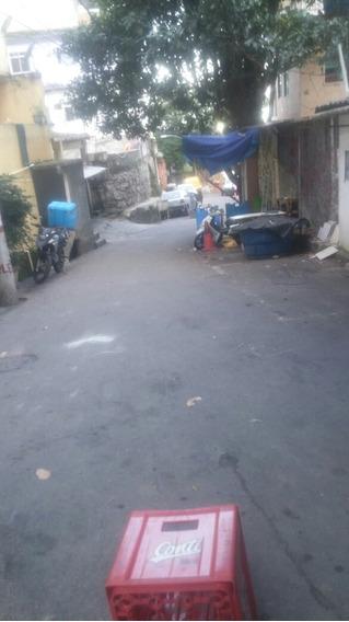 Lage Pronta Para Construir Na Rua Mais Tranquila Do Vidigal
