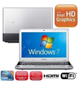 Notebook Samsung Core I3 Hd 500gb Memoria Ram 4gb Hdmi Nf-e