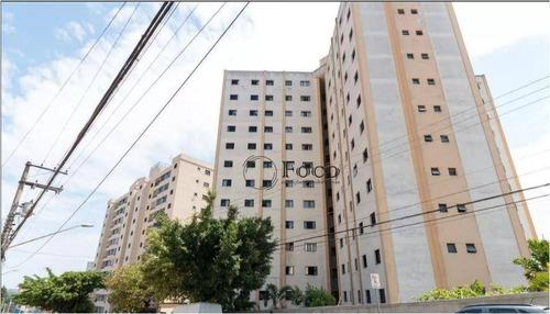 Apartamento À Venda, 74 M² Por R$ 285.000,00 - Macedo - Guarulhos/sp - Ap0840
