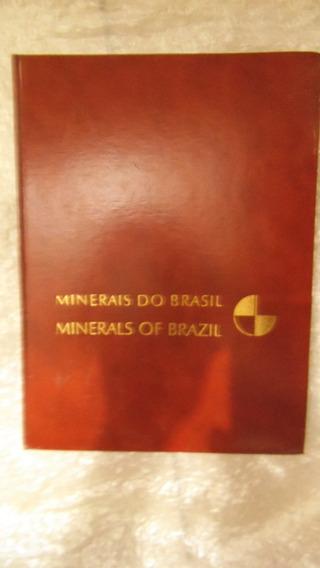 Minerais Do Brasil - Vol. 2 - Rui Ribeiro Franco