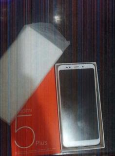 Xiaomi Redmi 5 Plus Zero Apenas Testado Versao Global