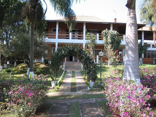 Chácara Residencial À Venda, Apotribu, Itu - Ch0003. - Ch0003