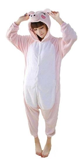 Pijama Cerdito Adulto Con Envío Gratis Aprovecha!