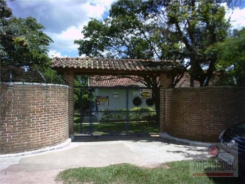 Chácara Residencial À Venda, Jardim Valparaíso, Boituva - Ch0139. - Ch0139