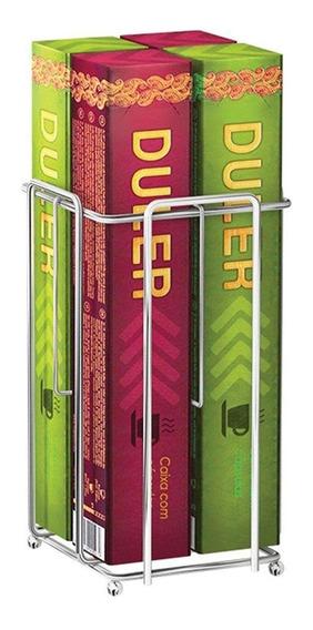 Porta Caixa De Capsulas Cafe Compativel Nespresso 22cm
