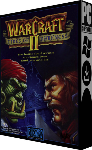 Warcraft 2 - Pc - Mídia Digital