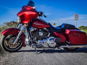 Impecable Harley Davidson Street Glade 2013 Muchos Extras!!!