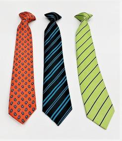 gran descuento el más nuevo Nuevos objetos Corbatas Slim Estampadas Negras en Mercado Libre México