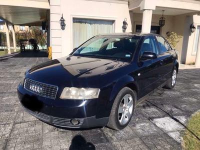 Audi A4 1.8 T Multitronic Luxury 2001