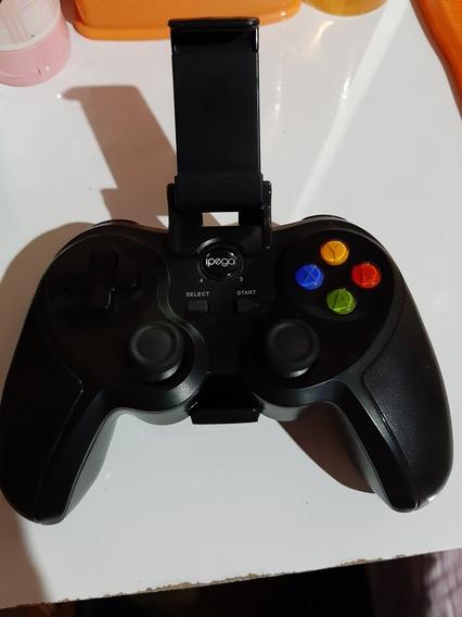 Controle Ipega, Uma Ótima Opção Pra Você Que Gosta De Jogos.