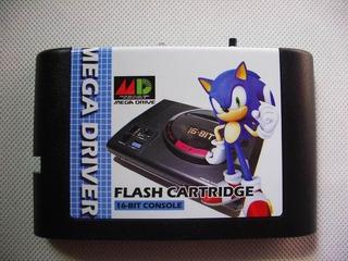 Cartucho Fita Multi Jogos Mega Drive 1024 Jogos