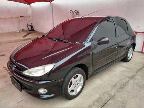 Peugeot 206 2010 1.4 Sensation Flex 5p