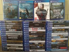 Jogos Playstation 4 Leia A Descrição