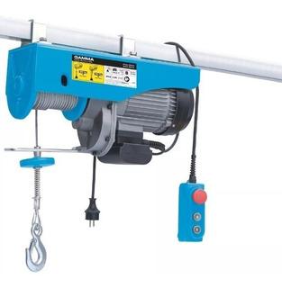 Aparejo Electrico 1000w Malacate Montacarga Gamma G2307ar