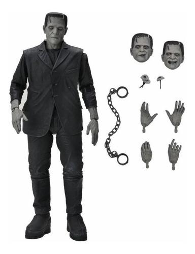 Imagen 1 de 5 de Frankenstein's Monster Bn Universal Monsters Ultimate Neca
