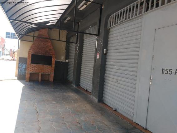 Ponto Comercial Para Venda Em Cuiabá, Centro-sul, 2 Dormitórios, 1 Banheiro - 548_1-1445787