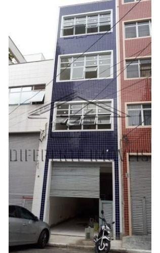 Imagem 1 de 12 de Prédio Comercial Para Locação.