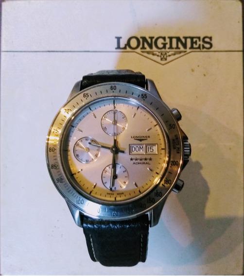 Longines Admiral Chronograph