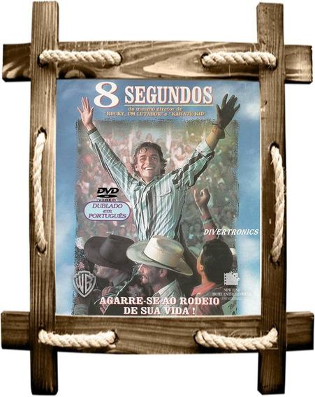 Dvd 8 Segundos Dublado - Completo -