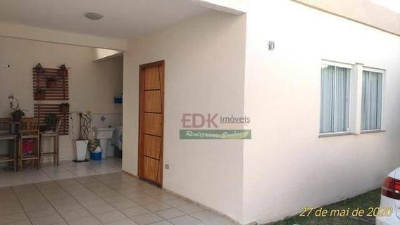 Casa Com 2 Dormitórios À Venda, 136 M² Por R$ 350.000,00 - Vila Lavínia - Mogi Das Cruzes/sp - Ca3643