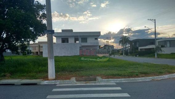 Terreno Residencial À Venda, Condominio San Marco, Taubaté - Te0471. - Te0471