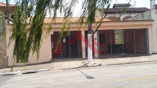 Casa Com 4 Dorms, Parque Dos Pássaros, São Bernardo Do Campo - R$ 900 Mil, Cod: 956 - V956