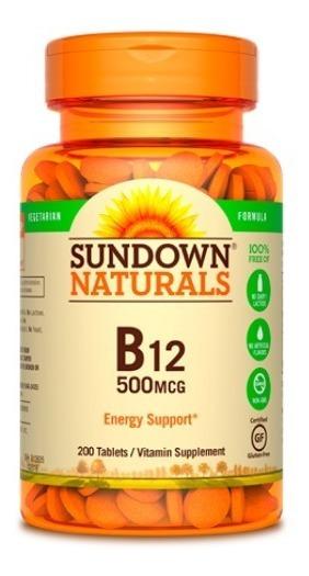 B12 200 Tabletas