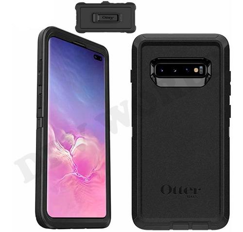 Estuche Otterbox Galaxy S10 S10 Plus S10e  Defender