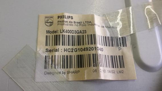 Tela Display 40´´ Lcd Código Lk400d3ga23 Não Envio