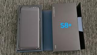 Celular Samsung Galaxy S8+ Plus Dual Sim Sm-g955fd Impecable