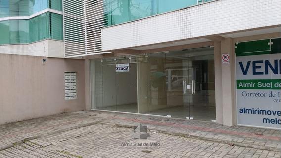 Sala Comercial Em Bombas - Mar-01-2