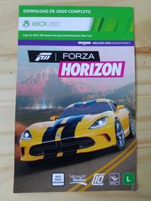Forza Horizon 1 Digital Código 25 Dígitos - Xbox 360 E One