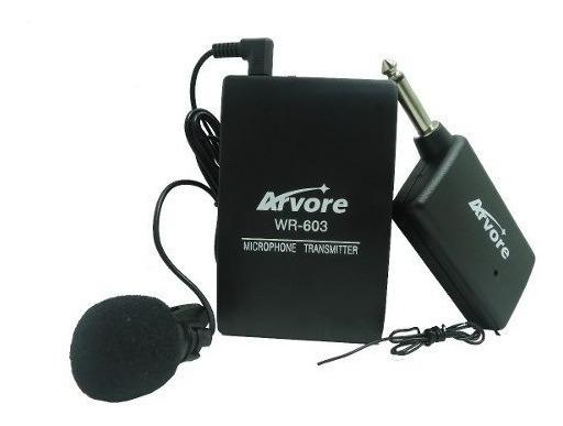 Kit 4 Microfone De Lapela Sem Fio Profissional P10