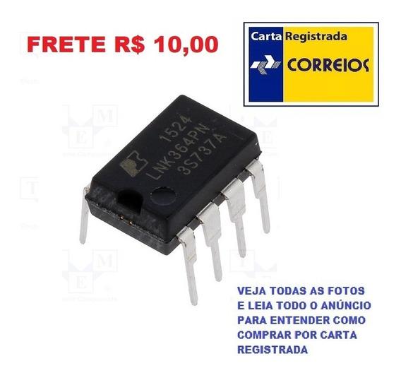 3 Ci Lnk 364pn Lnk364 Dip7 Chip Frete Apenas R$ 10,00