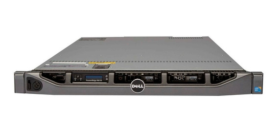 Servidor Poweredge Dell R610 438gb 32gb De Ram Xeon E5620