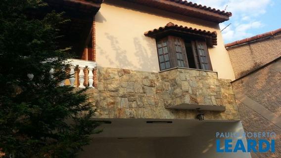 Casa Assobradada - Jardim Planalto - Sp - 474852
