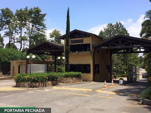 Terreno 1.050 M² Em Condomínio - Terreno Em Ibiúna - Cód.174