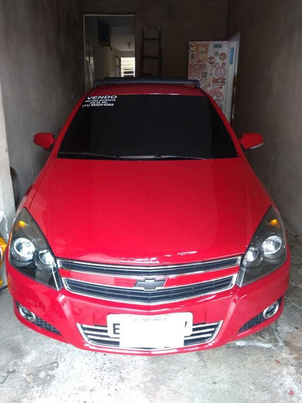 Chevrolet Vectra Gt 2010 Vermelho