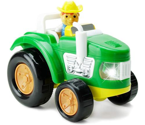 Boley Farm - Juego De Mesa, Tractor Verde