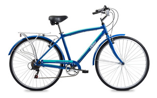 Bicicleta Olmo Freetime 285+ Rod 28 Hombre O Dama 6 Vel 2