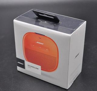 Bose Soundlink Micro Naranja Sellado Sumergible