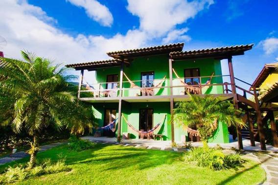 Pousada Com 18 Dormitórios,no Rio Tavares - Po0034
