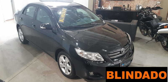 Toyota Corolla Xei 2.0 16v Flex Aut. Blindado