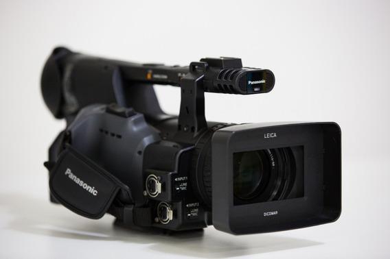Filmadora Profissional Panasonic Hmc-150