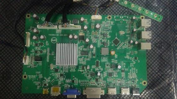 Placa Lógica Monitor Philips 242g5 144 Hz