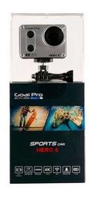 Câmera Goal Pro Hero 6 4k-wi-fi Full Hd + Sandisk64gb Ultra