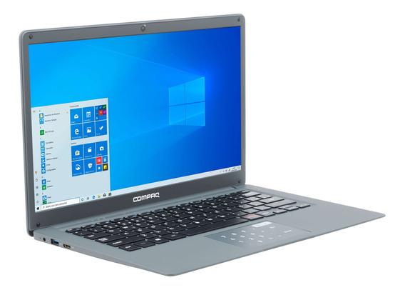 Notebook Compaq Cq-25 Pentium N3700 4gb Ssd 120 Windows 10