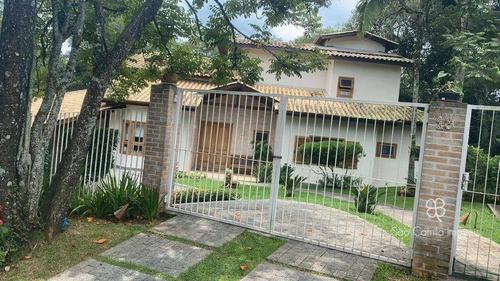 Casa Com 4 Dormitórios À Venda, 376 M² Por R$ 1.980.000,00 - Granja Viana - Jandira/sp - Ca2123