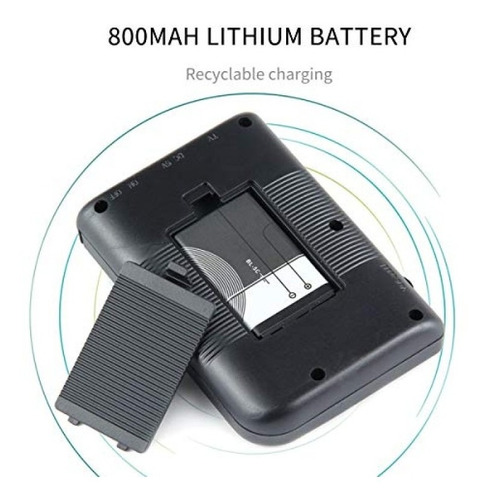 Bateria Para Mini Consola Retro
