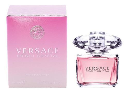 Imagen 1 de 1 de Perfume Versace Bright Crystal Dama 90 Ml Edt Original
